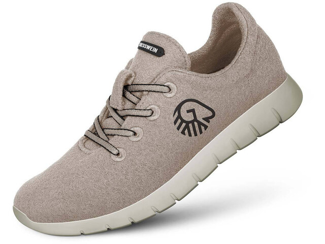 Giesswein Merino Wool Runners Hombre, beige